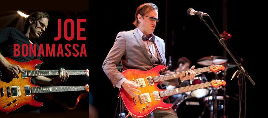 Joe Bonamassa at Township Auditorium