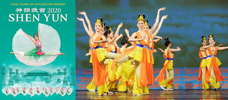 Shen Yun Performing Arts at Koger Center For The Arts