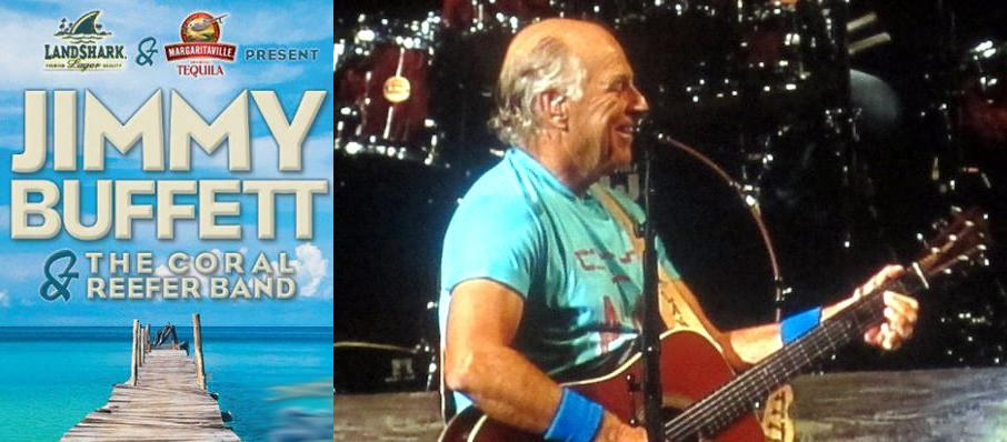 Jimmy Buffett at Colonial Life Arena