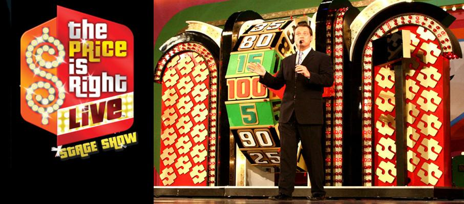 The Price Is Right - Live Stage Show at Township Auditorium