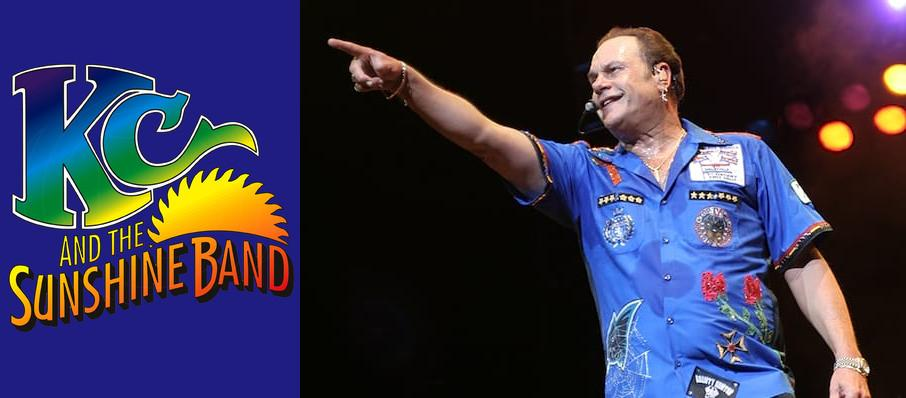 KC and the Sunshine Band at Township Auditorium