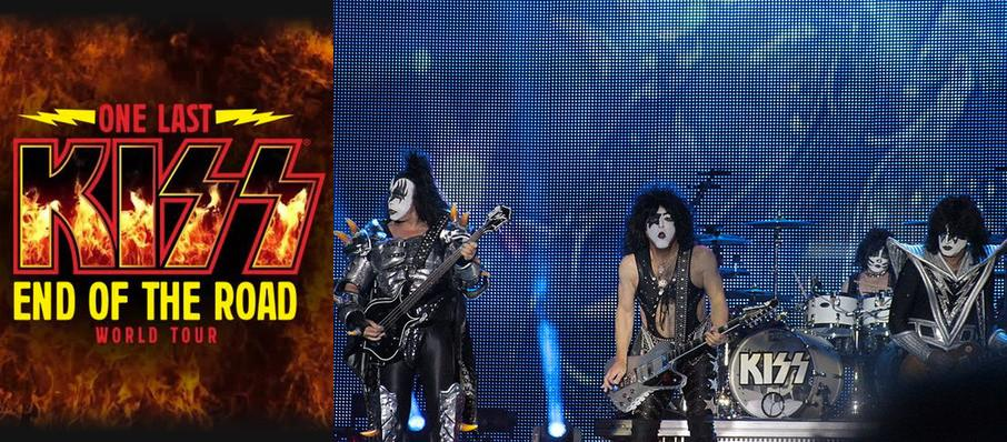 KISS at Colonial Life Arena