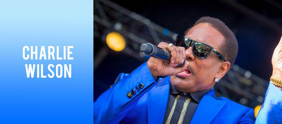 Charlie Wilson at Township Auditorium