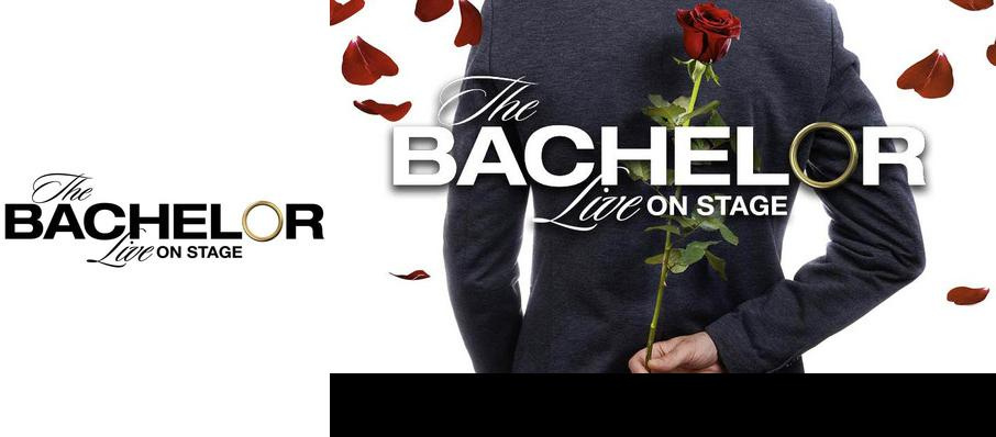The Bachelor Live On Stage at Koger Center For The Arts