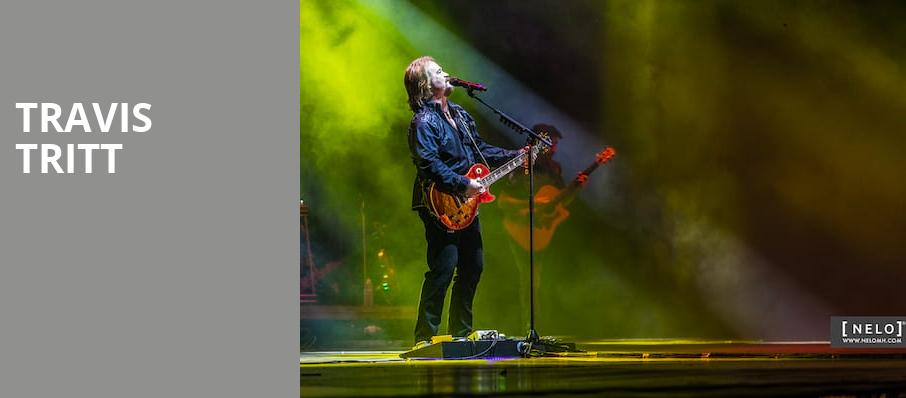 Travis Tritt, Township Auditorium, Columbia