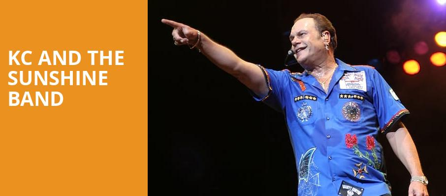 KC and the Sunshine Band, Township Auditorium, Columbia