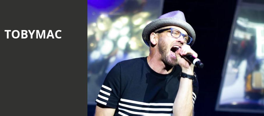 TobyMac, Koger Center For The Arts, Columbia