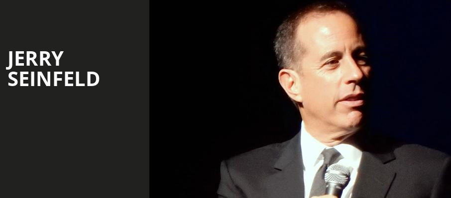 Jerry Seinfeld, Township Auditorium, Columbia